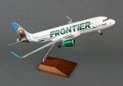 1:100 Risesoon / Skymarks Frontier Airlines Airbus Industries A320-200 NA