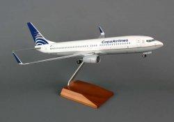 1:100 Risesoon / Skymarks Copa Airlines Boeing B 737-800 NA