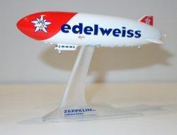 1:500 Herpa Edelweiss Zeppelin NT D-LZZF