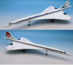 1:200 Inflight200 Air France Aerospatiale / Aeritalia Concorde F-WTSA
