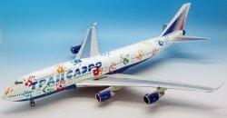 1:200 Inflight200 Transaero Boeing B 747-400 EI-XLK