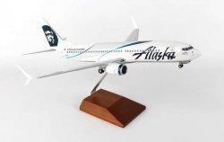 1:100 Risesoon / Skymarks Alaska Airlines Boeing B 737-800 N568AS