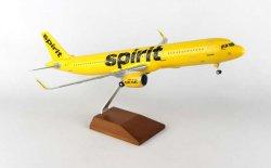 1:100 Risesoon / Skymarks Spirit Airlines Airbus Industries A321-200 NA