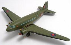 1:144 Corgi Classics Ltd. Royal Air Force Douglas DC-3 ZA947/YS-DM
