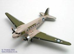 1:144 Corgi Classics Ltd. United States Air Force Douglas DC-3 43-15208
