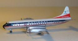 1:400 Aeroclassics National Airlines Lockheed L-188 Electra N5001K
