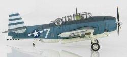 1:72 Hobby Master United States Navy Grumman TBF Avenger White 7