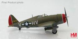 1:48 Hobby Master United States Army Air Force Republic P-47 Thunderbolt 42-76179