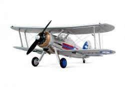 1:72 Corgi Classics Ltd. Royal Air Force Gloster Gladiator NA