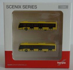 1:200 Herpa Airport Accessories NA Bus NA 558631