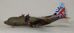 1:200 Inflight200 Royal Air Force Lockheed C-130 Hercules ZH883