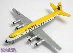 1:144 Corgi Classics Ltd. Northeast Airlines Vickers Viscount G-AOYH