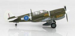 1:72 Hobby Master Royal New Zealand Air Force Curtiss P-40 Warhawk NZ3220