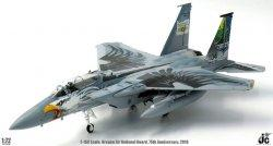 1:72 JC Wings United States Air Force McDonnell Douglas F-15 NA