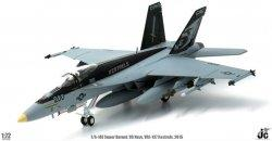 1:72 JC Wings United States Navy McDonnell Douglas F/A-18 Super Hornet 165897