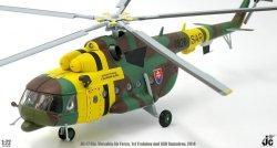 1:72 JC Wings Slovakia Air Force Mil Mi-17 NA