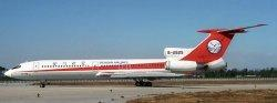 1:200 JC Wings Sichuan Airlines Tupolev TU-154 B-2625