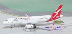 1:400 Aeroclassics Qantaslink / Network Aviation Australia Airbus Industries A320-200 VH-VQS
