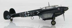 1:72 Hobby Master Luftwaffe Messerschmitt Bf 110 G9+BC