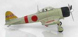 1:48 Hobby Master Imperial Japanese Naval Air Service Mitsubishi A6M Zero A1-155