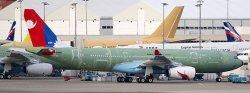 1:200 JC Wings Nepal Airlines Airbus Industries A330-200 9N-ALY