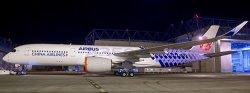 1:200 JC Wings China Airlines Airbus Industries A350-900 B-18918