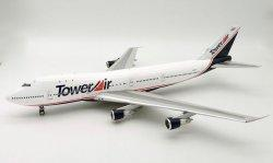 1:400 Inflight200 Tower Air Boeing B 747-100 N608FF