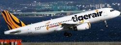 1:200 JC Wings Tigerair Taiwan Airbus Industries A320-200 B-50003