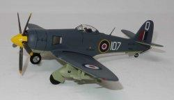 1:72 Witty Wings Royal Navy Hawker Sea Fury VW 238/107