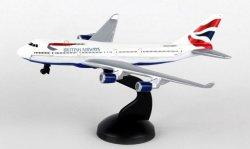 1:400 Realtoy British Airways Boeing B 747