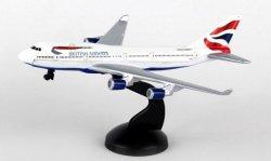 1:400 Realtoy British Airways Boeing B 747