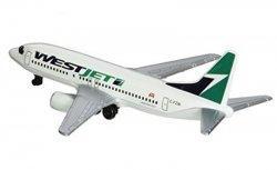 1:400 Realtoy WestJet Boeing B 737
