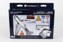 1:400 Realtoy Aeromexico Boeing B 787 Playset