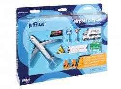 1:400 Realtoy JetBlue Airways Airbus Industries A320 Playset