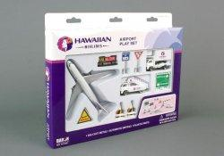 1:400 Realtoy Hawaiian Airlines Boeing B 737 Playset