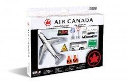 1:400 Realtoy Air Canada Boeing B 777 Playset