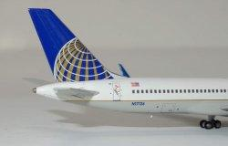 1:400 NG Models Continental Airlines Boeing B 757-200 N17126