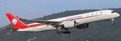 1:200 JC Wings Sichuan Airlines Airbus Industries A350-900 B-304U