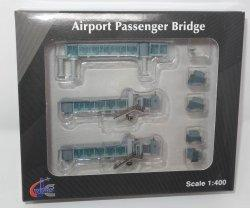 1:400 JC Wings Airport Accessories Aircraft Jetway NA