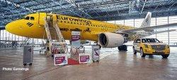 1:200 Herpa Eurowings Airbus Industries A320-200 D-ABDU