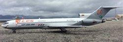 1:200 Inflight200 ACES Colombia Boeing B 727-200 HK-3738X