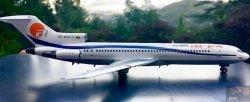 1:200 Inflight200 ACES Colombia Boeing B 727-200 HK-4047X IF722HK4047X