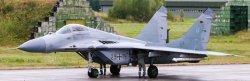 1:200 Herpa Luftwaffe Mikoyan MiG-29 29+18 570688