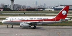 1:200 Inflight200 Sichuan Airlines Airbus Industries A319-100 B-6419 AV2001