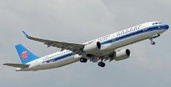 1:200 Inflight200 China Southern Airlines Airbus Industries A321-200 B-308D