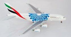 1:200 Herpa Emirates Airbus Industries A380-800 A6-EOC