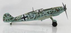 1:48 Hobby Master Luftwaffe Messerschmitt Bf 109 Black 13 HA8713