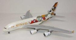 1:200 JC Wings Etihad Airways Airbus Industries A380-800 A6-APG