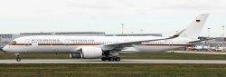 1:200 JC Wings Luftwaffe Airbus Industries A350-900 NA