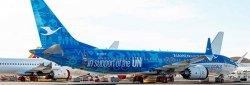 1:400 JC Wings Xiamen Airlines Boeing B 737-8MAX B-20CP
